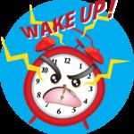 目覚まし時計は身体に悪い?目覚まし時計の危険性