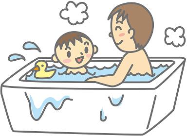 お風呂と睡眠
