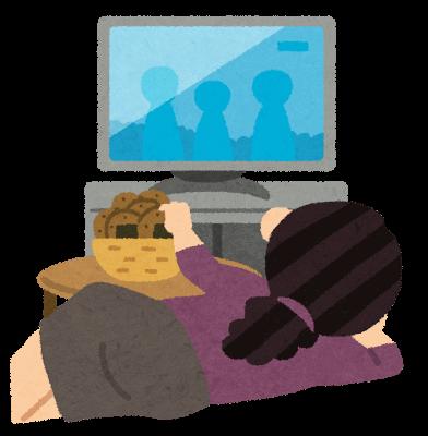 テレビと睡眠