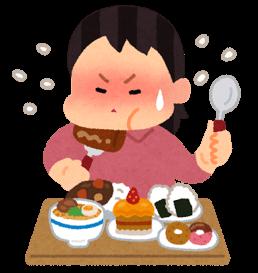 食欲と寝不足の関係